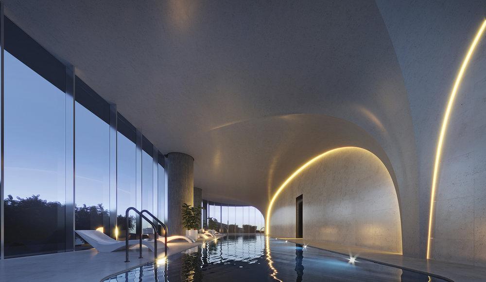 Contreras Earl Architecture - Hedges Pedestal 04