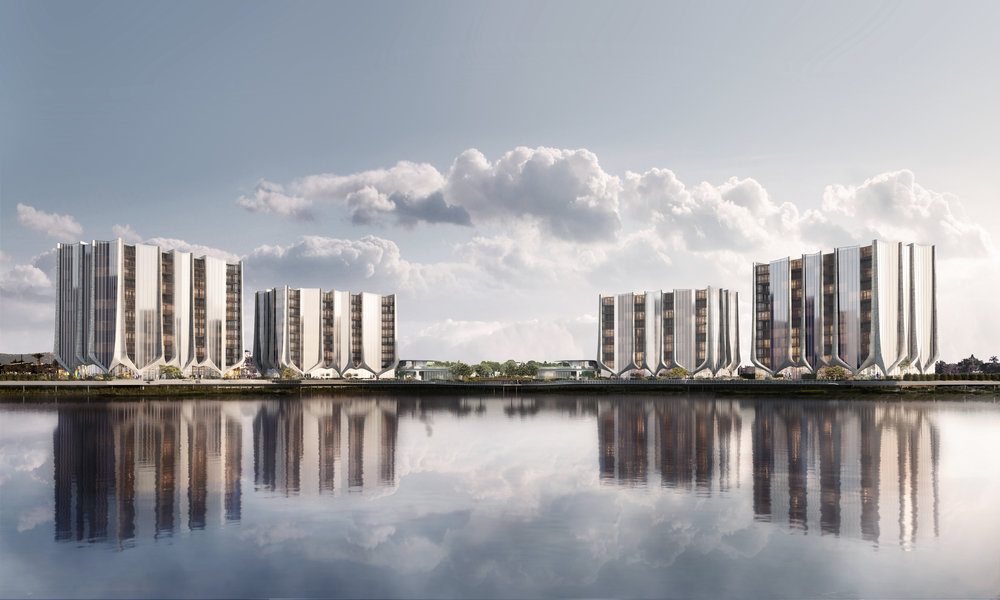 Contreras Earl Architecture_Lanes Residences