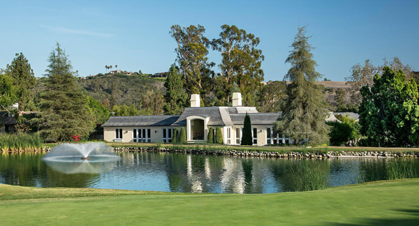 The property at 511 Las Fuentes Drive at Birnam Wood Golf Club in Montecito was listed by Compass for $5.2 million.