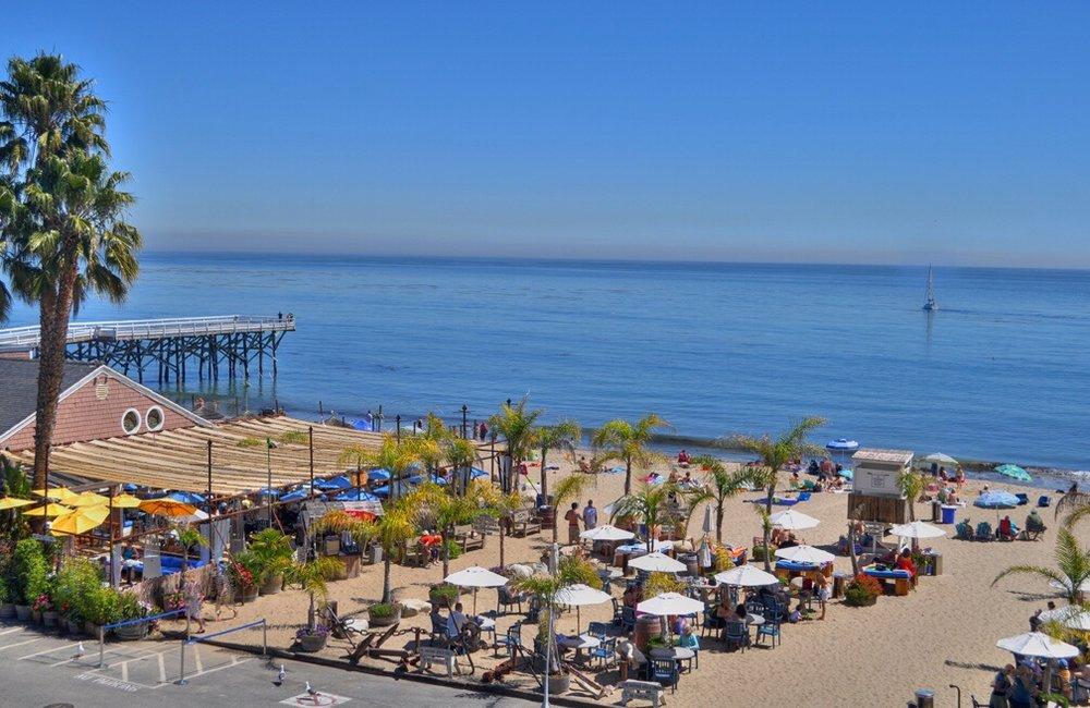 Paradise Cove Cafe, Malibu.  Image  | Laura Csorta