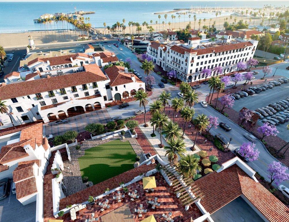 Hotel California Opens in Santa Barbara - Sunday, September 18th 2017 || Image: Hotel California