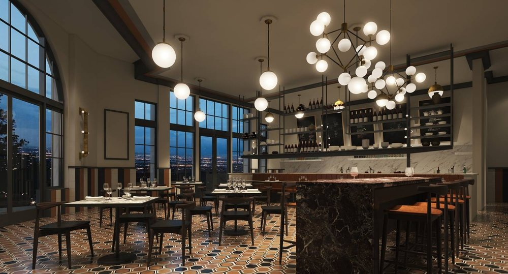 Blackbird Restaurant - Still to Open || Image: Booking.com