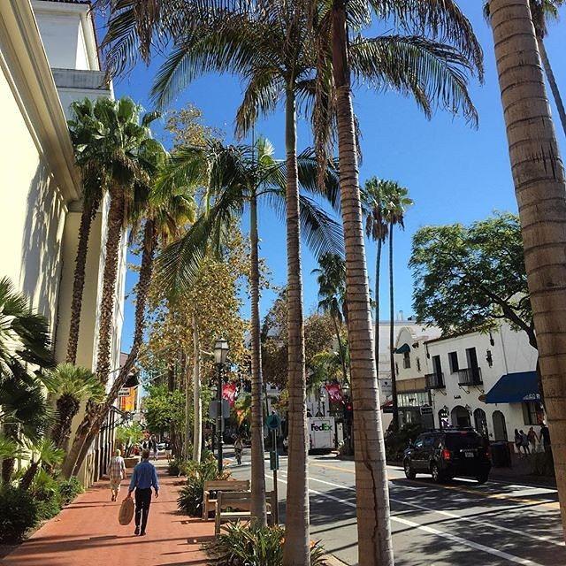 State Street Santa Barbara | Image: Trip Advisor