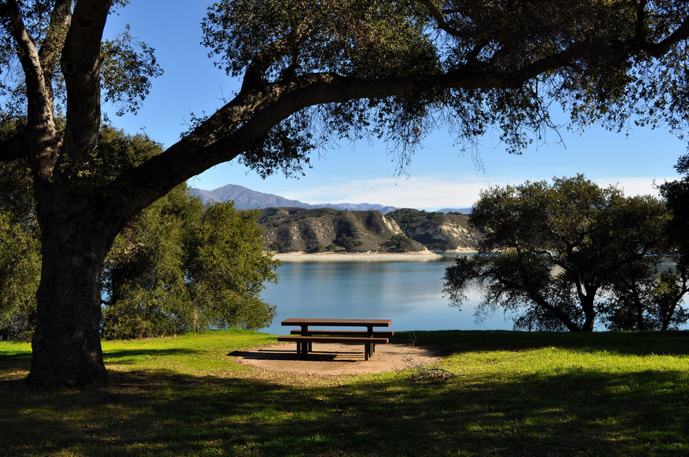 Lake Cachuma Picnic Site