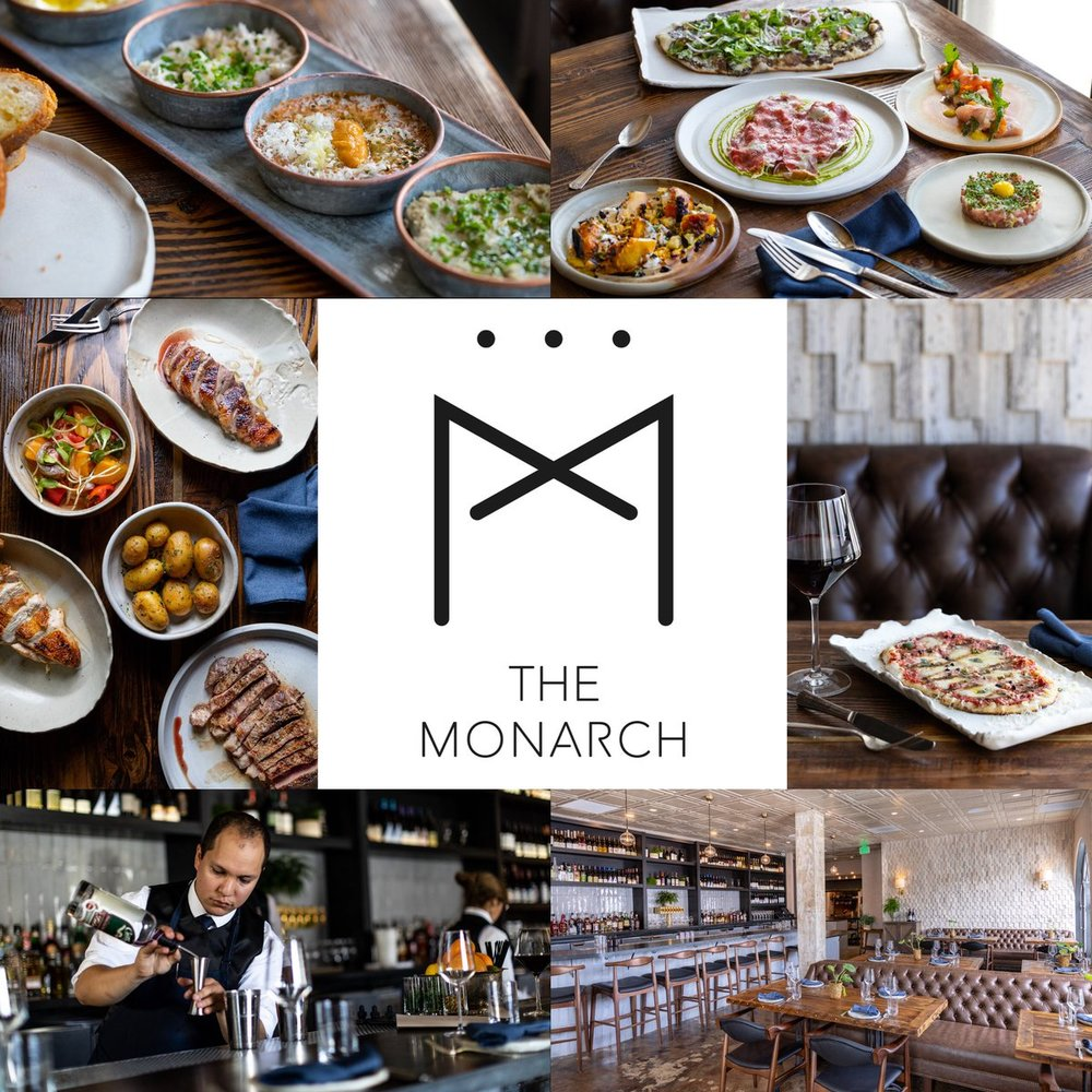 Image: The Monarch on Coast Village Road, doors opened on August 1st, 2018