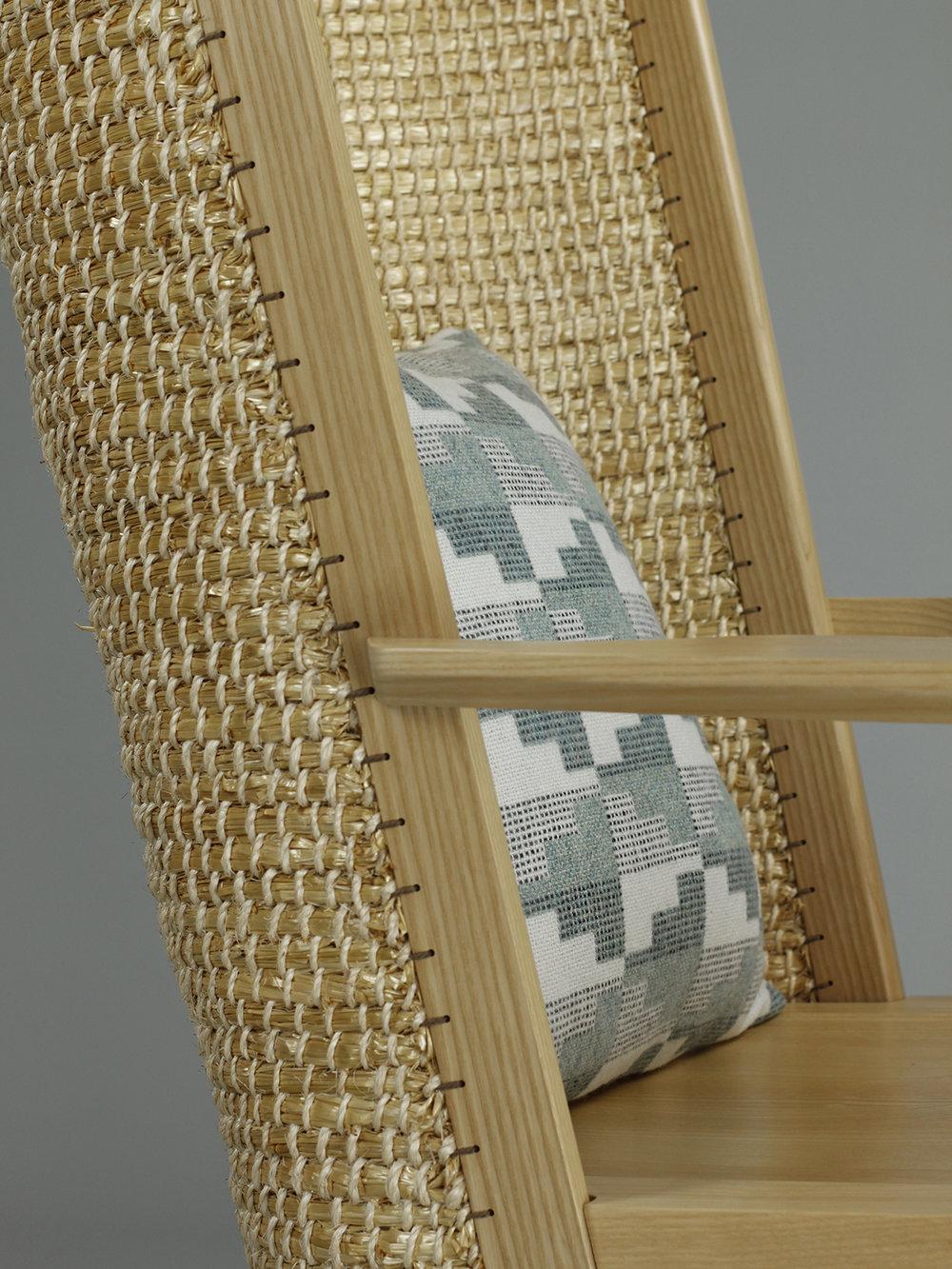 Northerly cushion