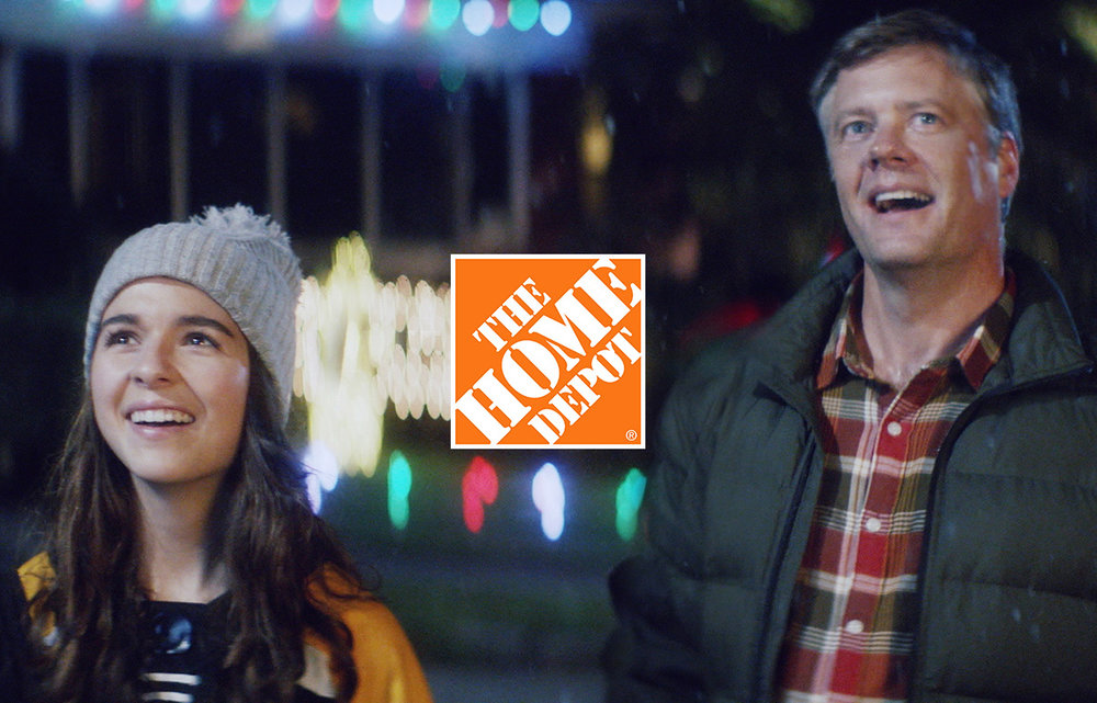 Home Depot - Commercial Spots