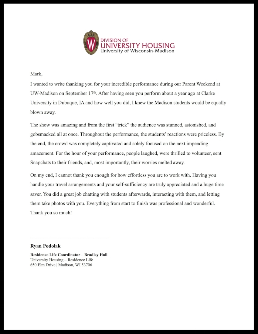director of residence life cover letter Sample – cover letter 2 september 15, 2014 internship experience at neighborhood residence decision-making and daily life skills.