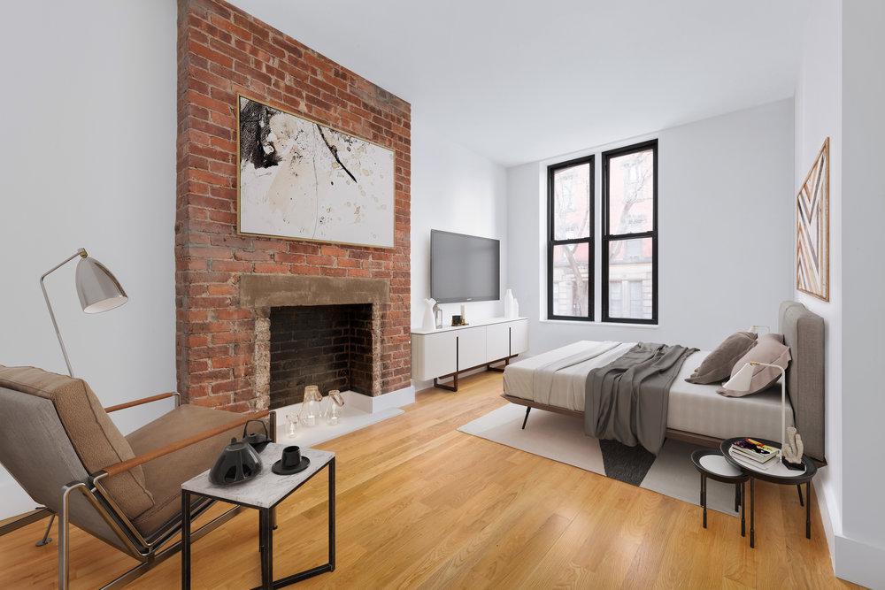 218 East 5th Street, 1-W | $4,500