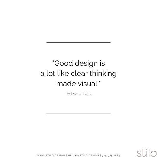 #stilo #livinginstilo #stilodesign #gooddesignisforever #interiordesignmiami #interiordesign #stilomiami #stilointeriors #stilofacts #designqoutes #tuesdayquotes #tuesdaymotivation
