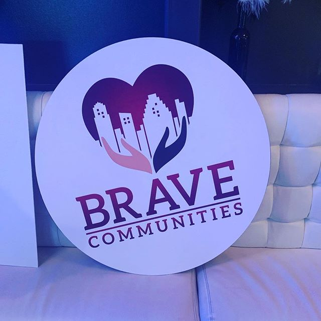 So amazing to be a part of @bravecommunities Brave Fest 2019 for the second year in a row with @cometry! Love what this organization does and stands for and the amazing people in #austin that it brings together. #makeatxbrave #cometry #backatit