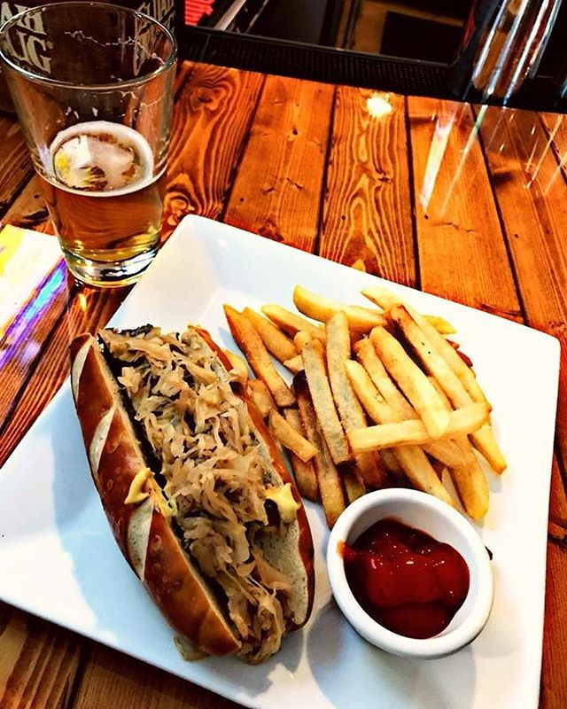 Tired of leftovers yet? We are! Come down for the best selection of beer and German pub food around. See you soon. Cheers!  #mightymighty #allthebeers #ourhaus #stillthankful