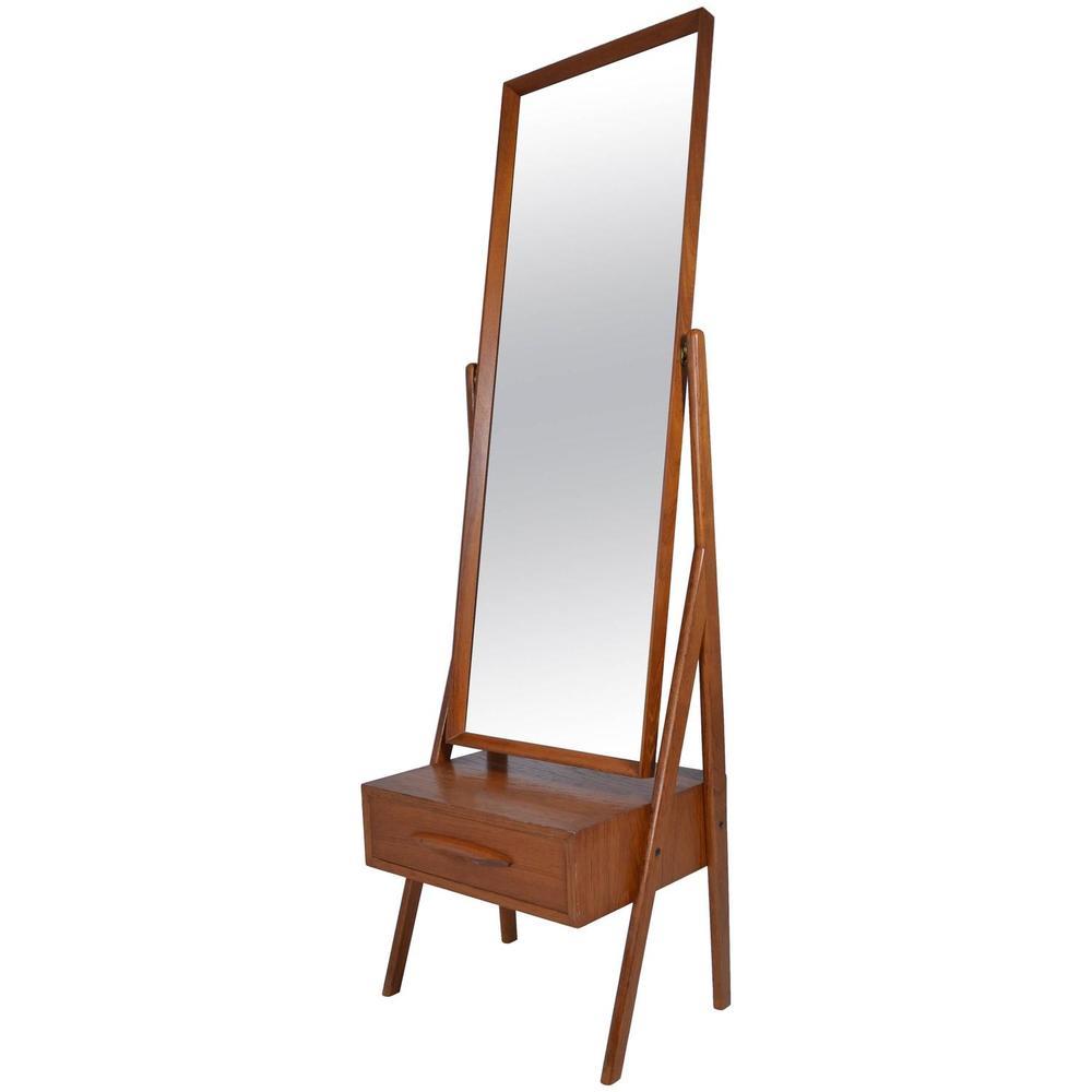 Cheval Mirror Cheval Mirror Powell Furniture Accessories