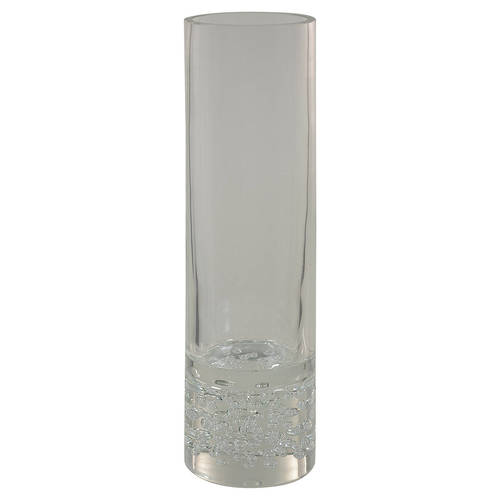 Large Clear Vase Designed By Livio Seguso Produced By Seguso Av Awk