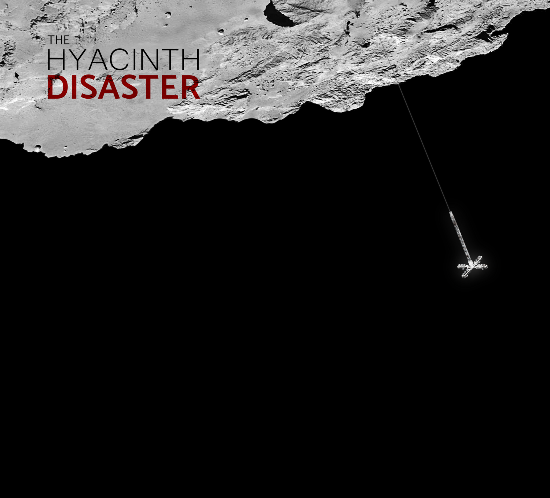 the hyacinth disaster a sci fi audio drama by david carlson the