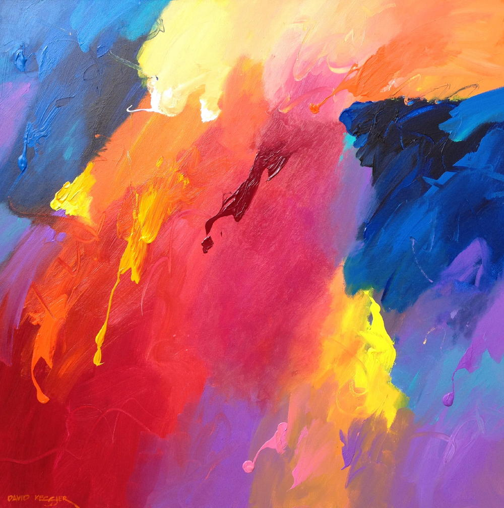 abstract painting workshops david m kessler fine art