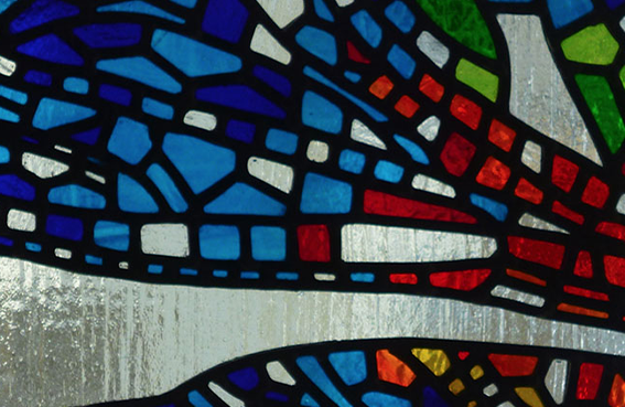 STAINED GLASS CLASSES WITH JULIEN PAPILLION