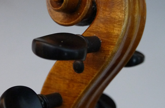 VIOLIN MAKING CLASSES WITH NEIL MCWILLIAM
