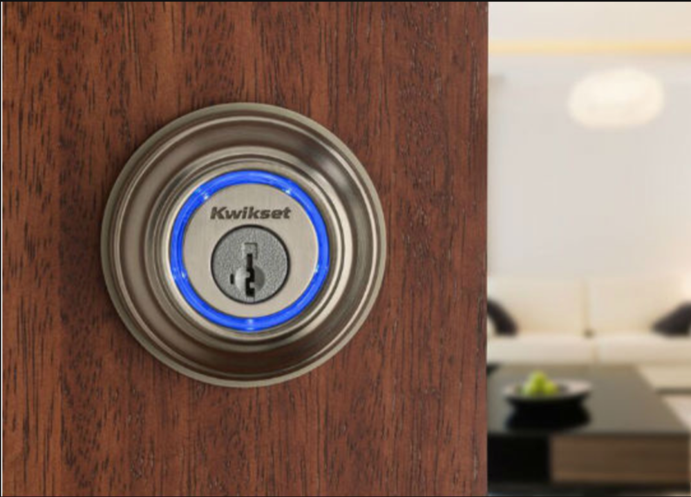 Kwikset's second-gen Kevo touch smart lock makes playing well with others a priority
