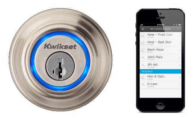 Investors Back 'Smart Lock' Startups as UniKey Raises $10M