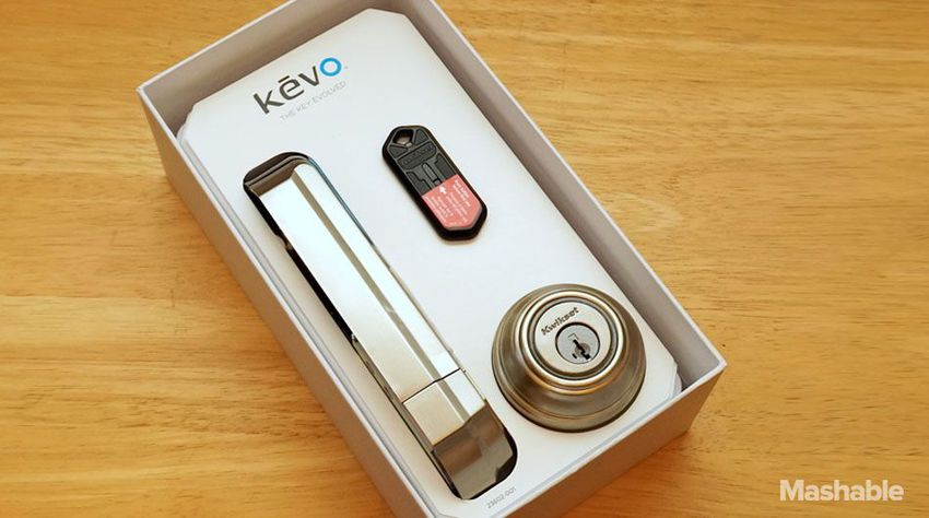 UniKey Unlocks Doors by Touch, for 21st Century Entry