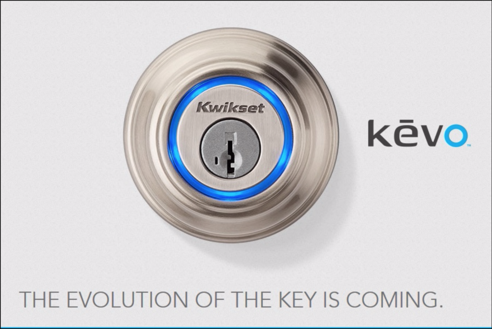 UniKey Bluetooth door lock emerges as Kevo