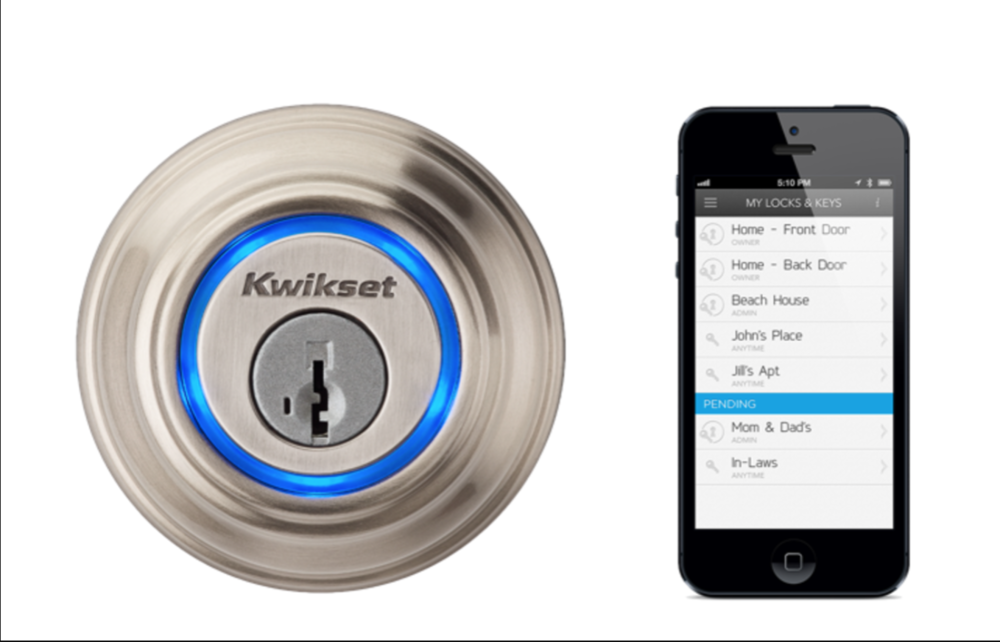 UniKey-powered Kevo aims to make Apple's iPhone the ultimate secure wireless house key