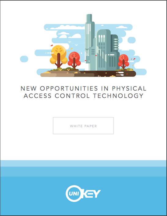 Copy of New Opportunities in Physical Access Control Technology