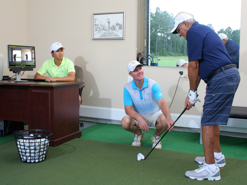 For a limited time purchase a 3-Lesson Package for ONLY $180.00!(Normal Rate: $100/hour)  - To schedule your lesson click below or call (843)-369-3112!