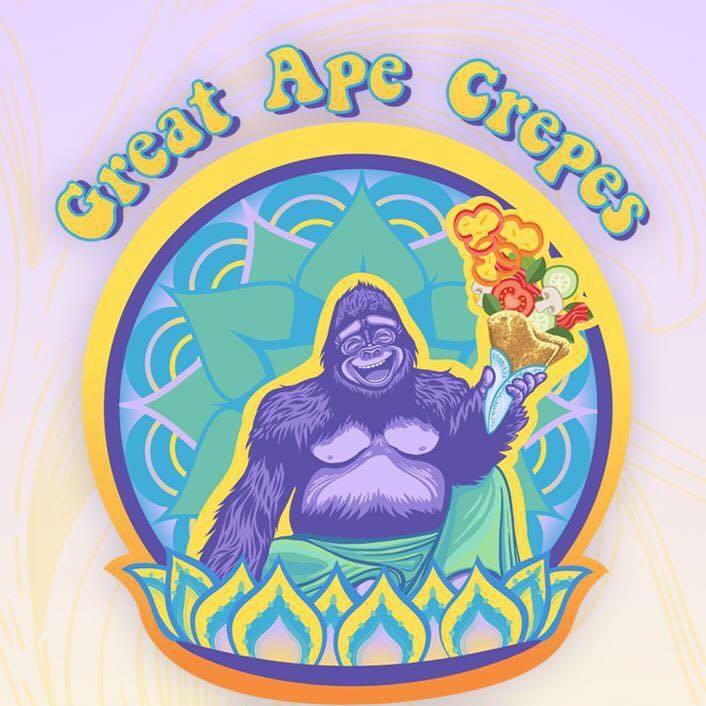 GREAT APE CREPES HARVEST FUSION SUMMER DAYS