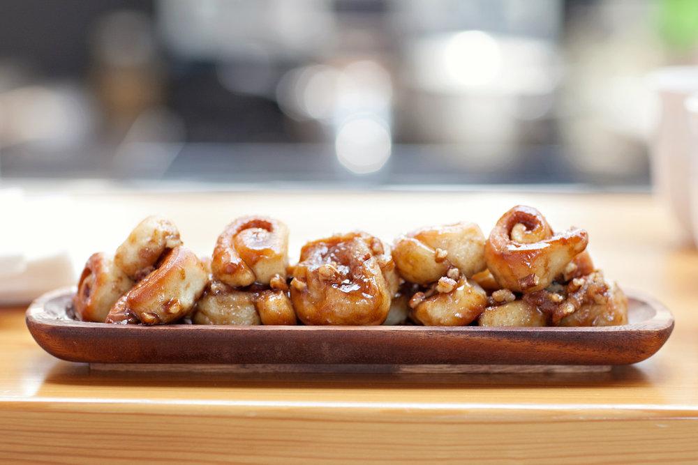 Sticky Buns   Kitchen SIx Oak Grove Atlanta Ga Restaurant Brunch