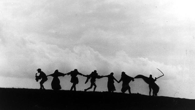 Le Danse Macabre  #Bergman #TheSeventhSeal #Apocalypse