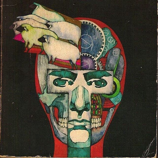 #Dick #ParanoidAndroid #ElectricSheep #scifi 🤖🐑🐑🐑