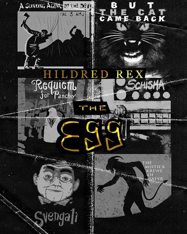 THE EGG a short #horror #anthology from #HildredRex #nowavailable #amazon #kindle  #ebook #fiction #amwriting