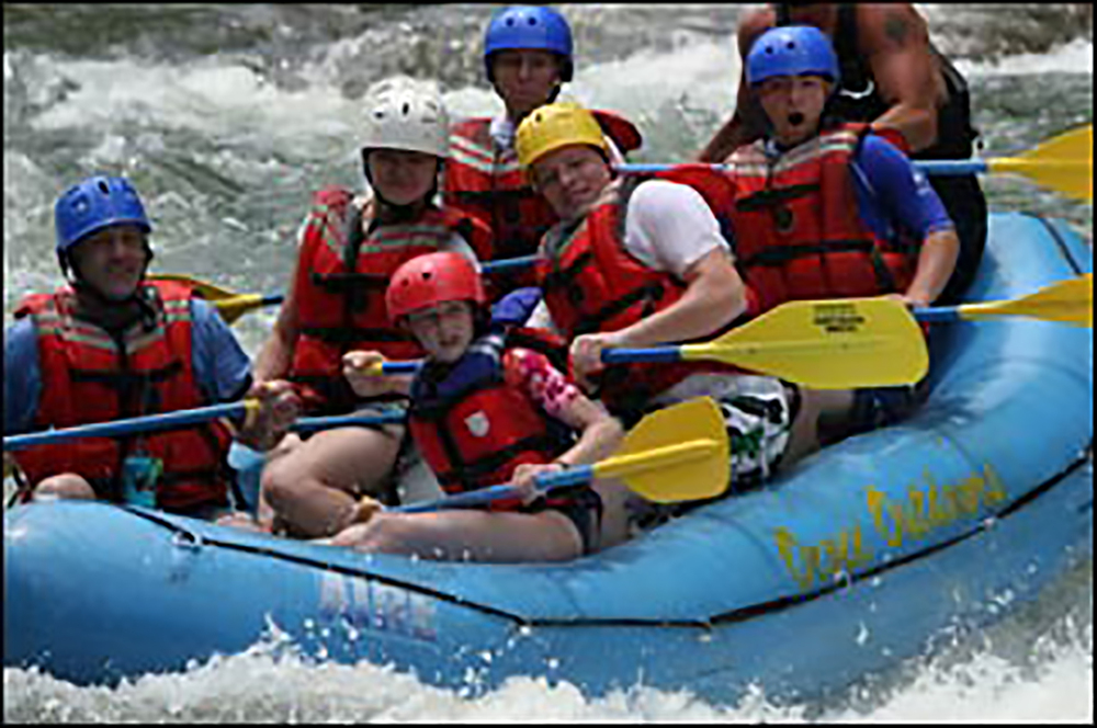 Whitewater sports