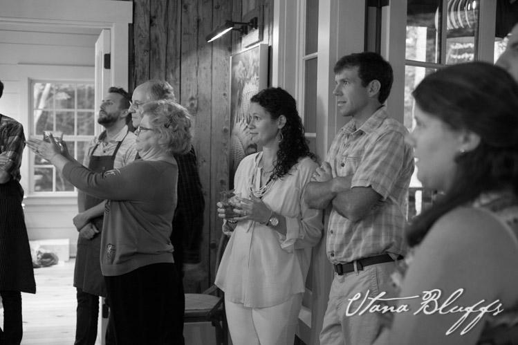 Utana Bluffs Social Dinner| Ellijay Georgia-7.jpg