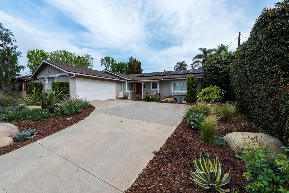 Santa Ana Ave, Santa Barbara CA