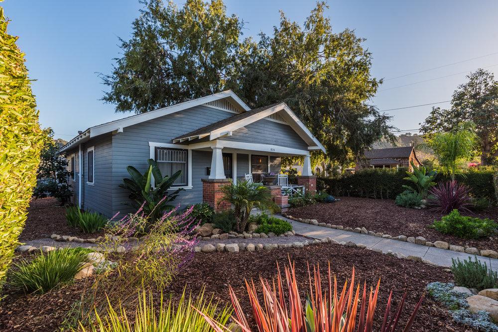 Alberta Ave, Santa Barbara CA