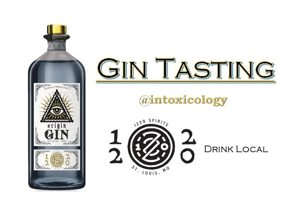 Join us for a complimentary taste of Origin Gin by locally owned 1220 Artisan Spirits, a new distillery launched by  4 Hands Brewing . 1220 Artisan Spirits is inspired by secret societies, free masons, speakeasies and sophistication. This New World Botanical Gin is 75% grape based with 25% corn and the palate is an exquisite blend of Croatian Juniper, Coriander, Orris Root, Neroli, and Bergamot Orange  Head distiller Rob Vossmeyer, a certified specialist of spirits, will be hosting the event and lead you through the distillation process and inspiration behind the creation of Origin Gin. Vossmeyer earned a General Certificate in Distilling through the Institute of Brewing and Distilling in the UK and has spent time in Scotland, exploring the world of Scotch Whisky.