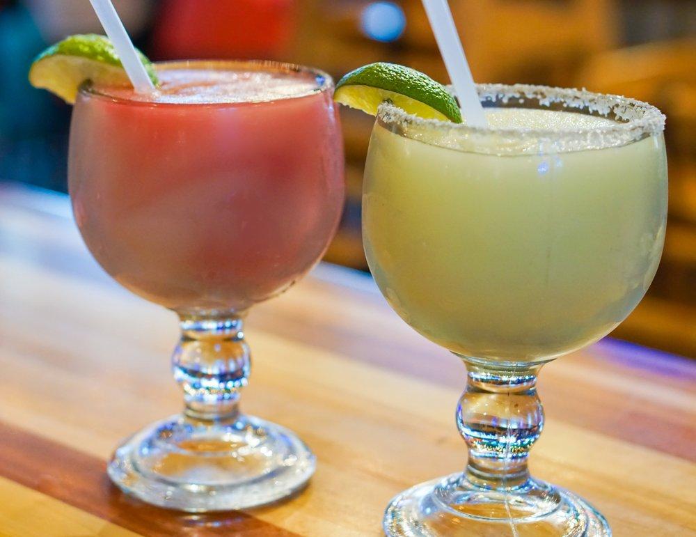 Swirl Margaritas