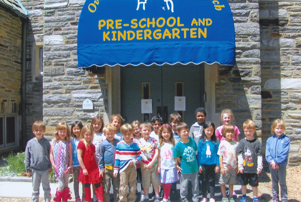 How to apply for a kindergarten group
