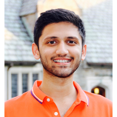 Vivek Dinodia Co-founder Princeton University '17 Connect on LinkedIn