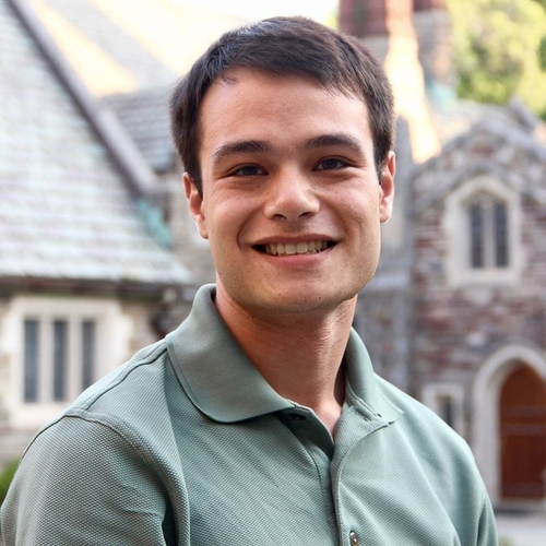 Daniel Wood Co-founder Princeton University '18 Connect on LinkedIn