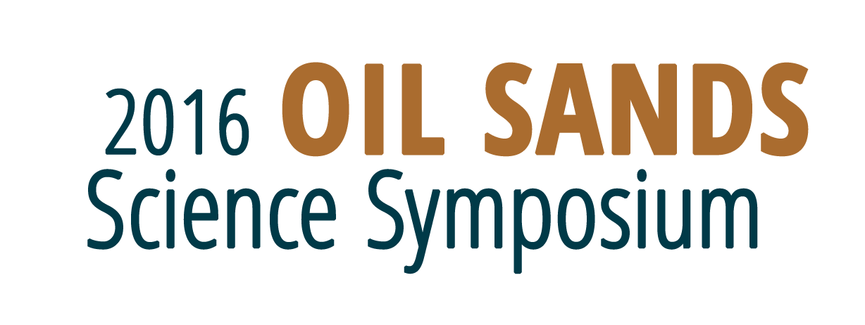 2016 Oil Sands Science Symposium