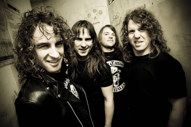 Airbourne Getty Nigel Crane 2008