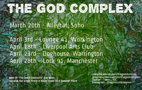 God Complex Tour
