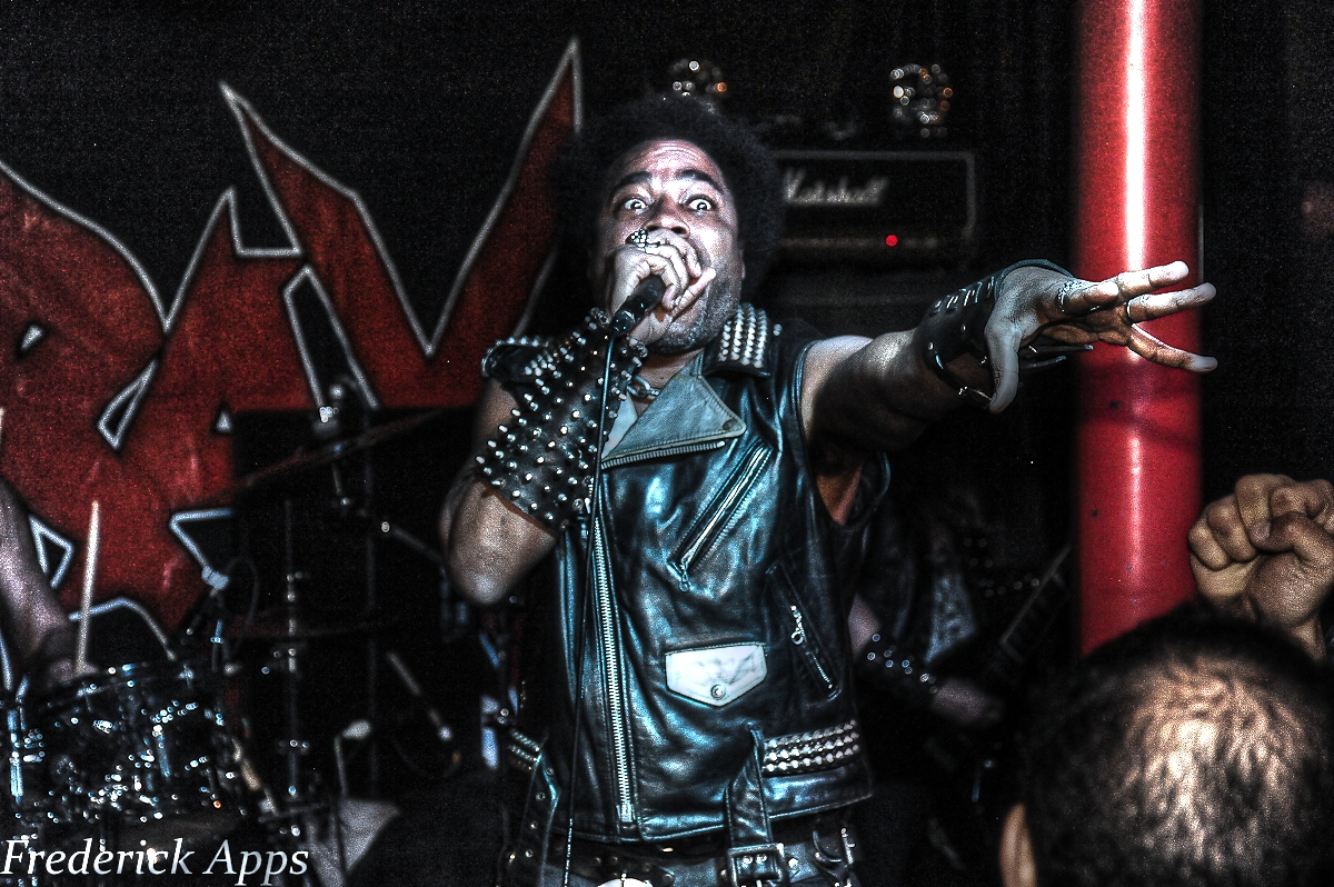Hirax colour.
