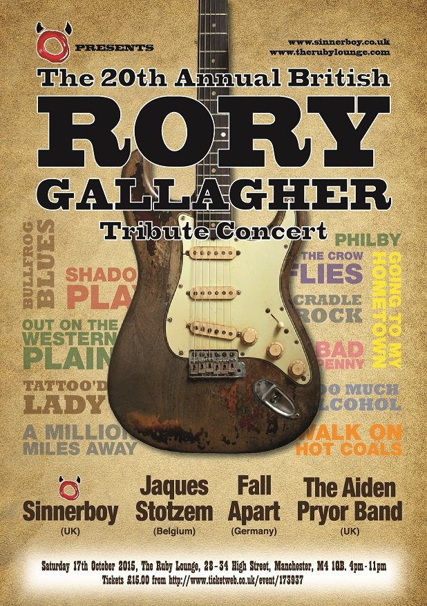 Rory Poster