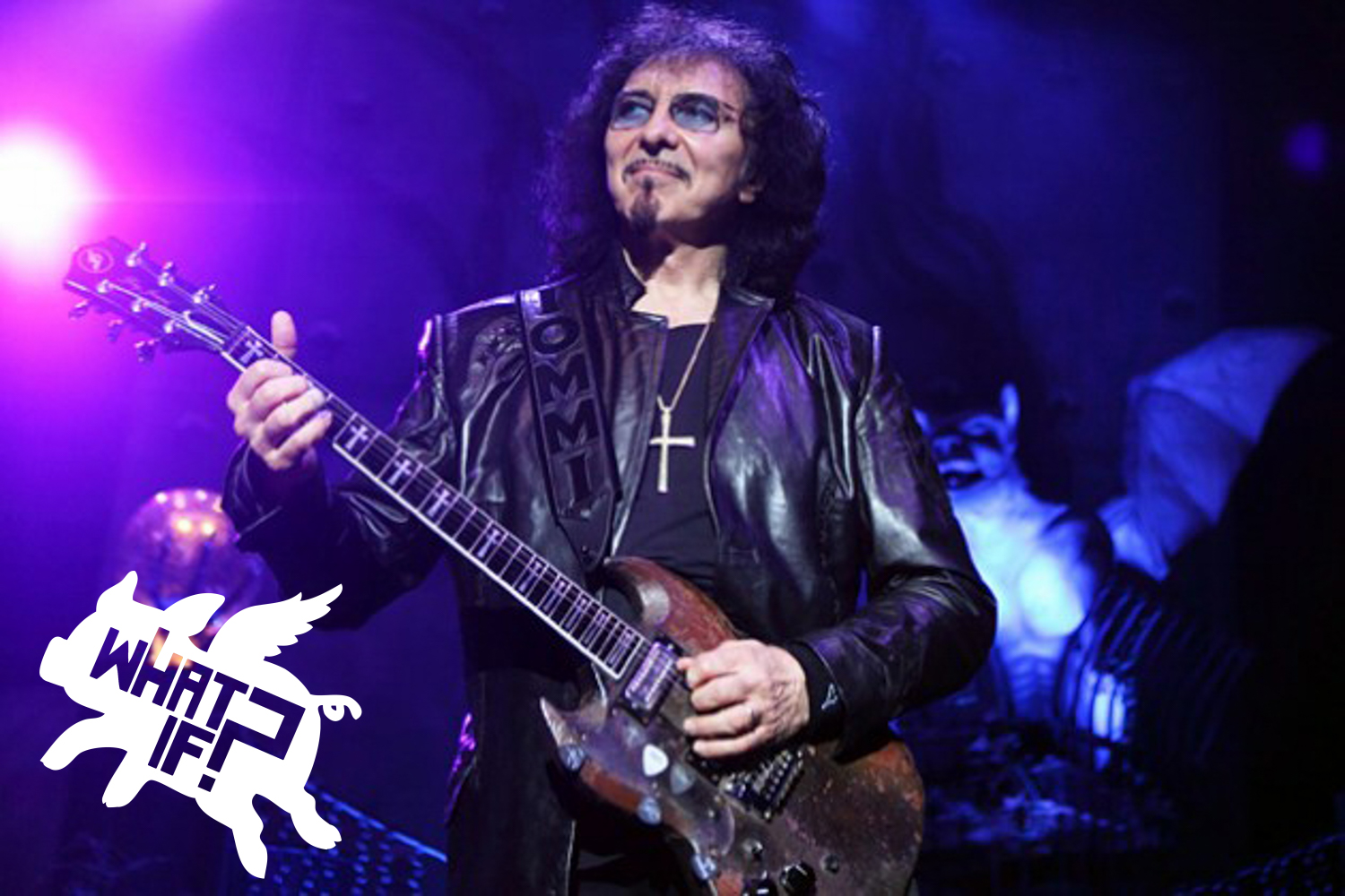 What If - Iommi