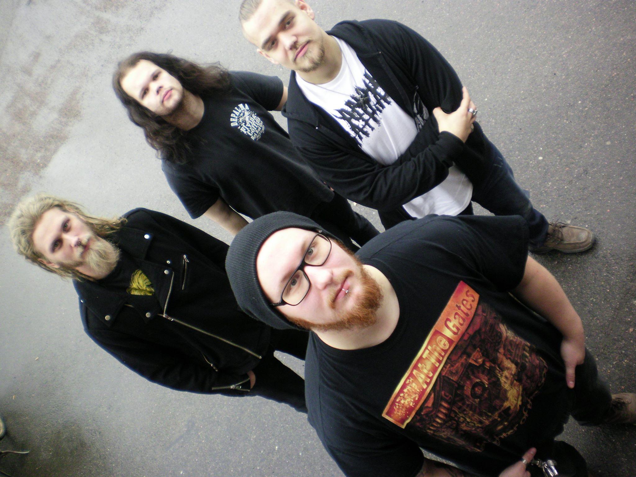 Blood Empire Band Shot